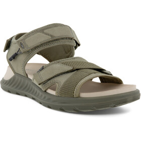 ECCO Exowrap 3S Sandals Men, vetiver/vetiver